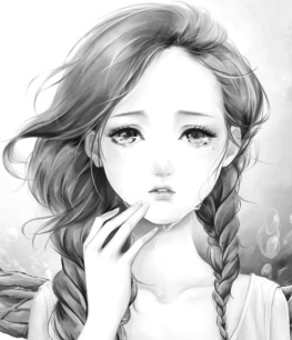 anime-art-beautiful-black-and-white-Favim.com-2171987
