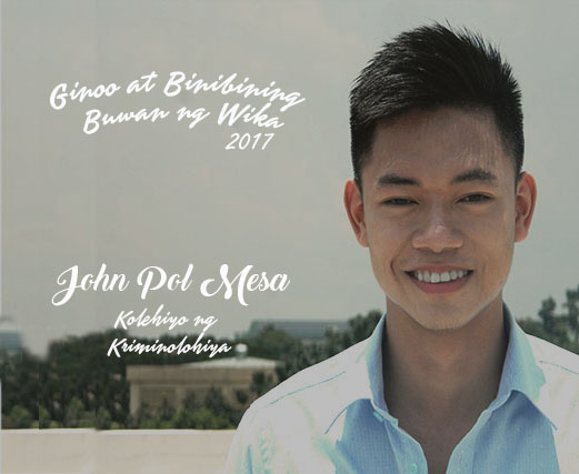 Criminology - Jhon Pol Mesa