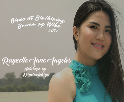 Criminology - Rayzelle Angeles